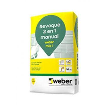 Weber Mix I 2 En 1 x 30 kg