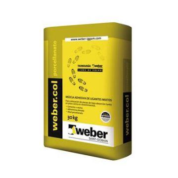 Weber Porcellanato x 30 kg
