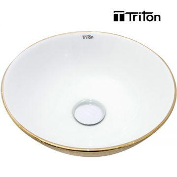 Bacha Triton Modelo Roda Gold