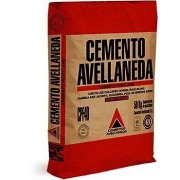 Cemento Avellaneda CPF40 x 50 kg