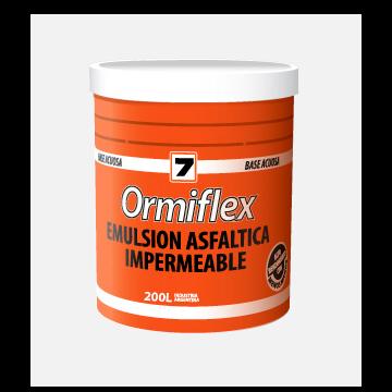 Emulsión Asfáltica Ormiflex 7 Tambor x 200 L