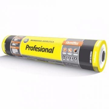 Membrana Asfáltica con Polietileno Premium Cinta Gris 4 mm