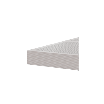 Placa Exsound Rectangular 8 Sectores 1.2 x 2.4 M