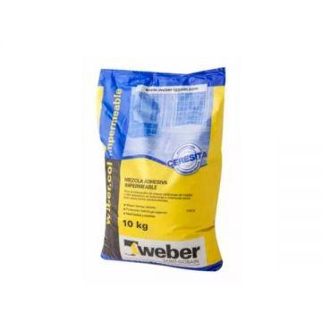 Weber Impermeable Con Ceresita x 10 kg