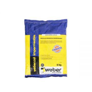 Weber Impermeable Con Ceresita x 5 kg