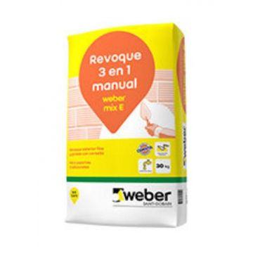 Weber Mix E 3 En 1 x 30 kg