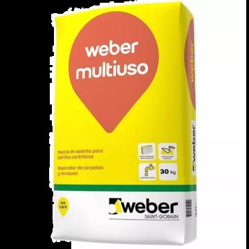 Weber Multiuso x 10 kg