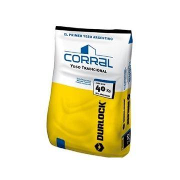 Yeso Tradicional Corral x 40 kg