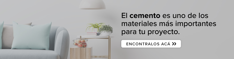 Materiales de Construcción, Corralón de Materiales
